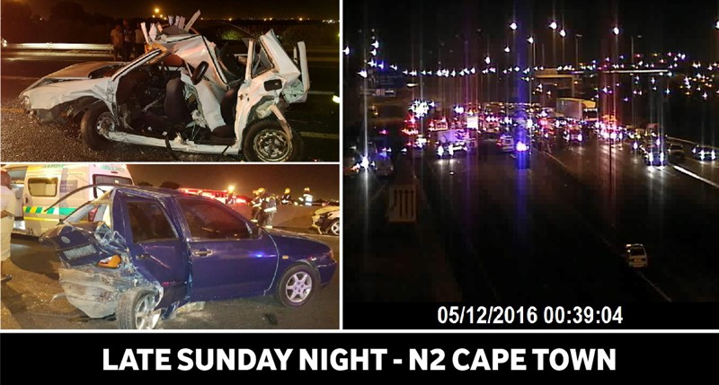 ALLEGED DRUNK DRIVER KILLED COUPLE ON N2 HEAD-ON COLLISION