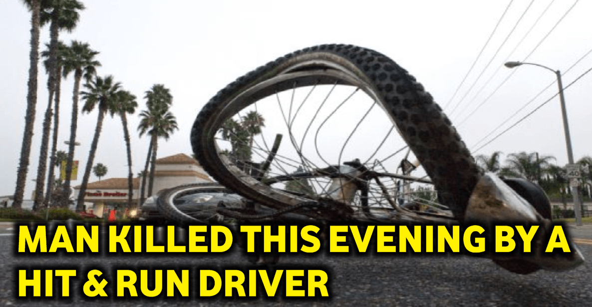 CYCLIST KILLED IN N12 HIT AND RUN