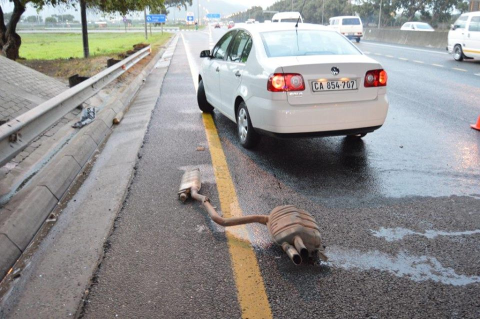 Cape Town Accident