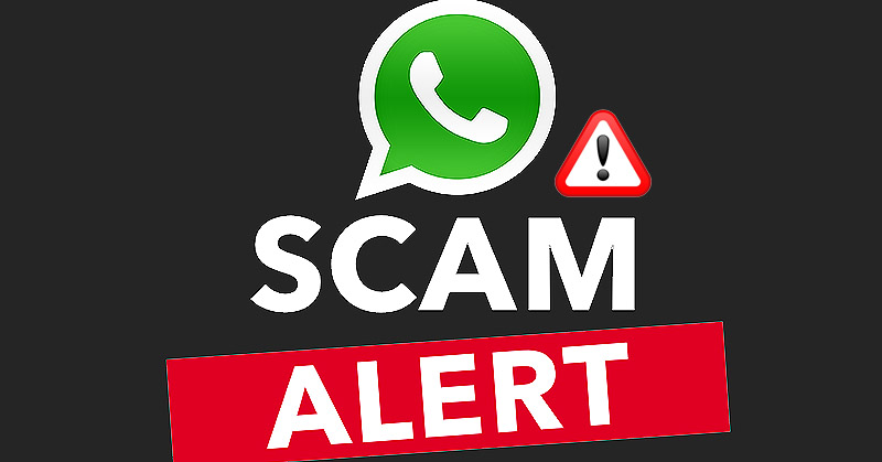 Image result for whatsapp scam image