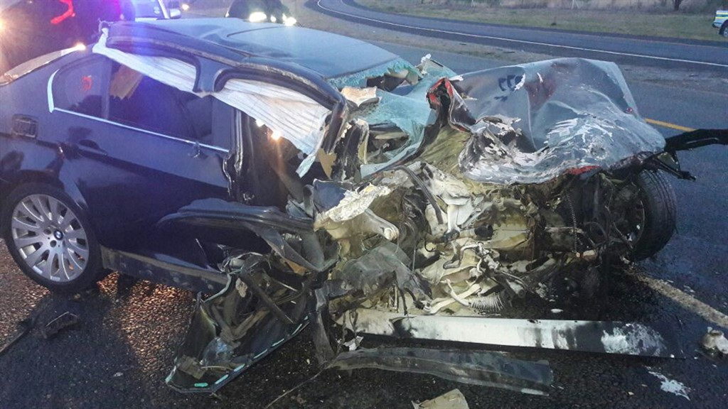 Three Killed Including Baby Several Others Injured In Collision On N4 Rustenburg