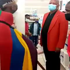 Viral Video of Incident at Boulders Shopping Centre in Midrand