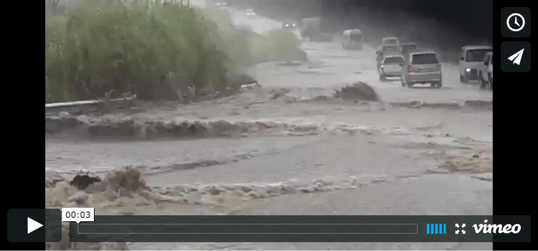 rain-floods