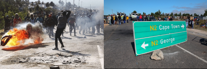 grabouw-protests